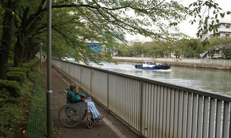 母の介護と車椅子での散歩風景・小名木川230927onagigawa1000_1.jpg