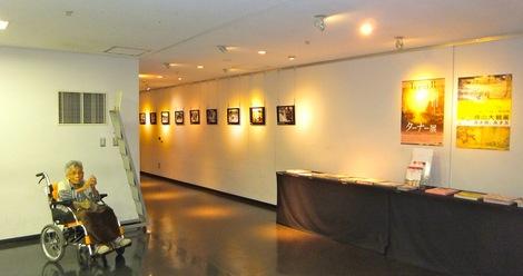 251017-7.JPG母の介護と車椅子での散歩風景・江戸東京博物館7