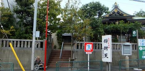 251101benzaiten-1.JPG母の介護と車椅子での散歩風景・弁財天1