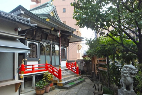 251101benzaiten-2.JPG母の介護と車椅子での散歩風景・弁財天2