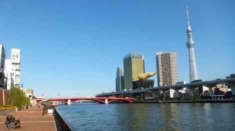 251108azumabashi.JPG母の介護と車椅子での散歩風景・吾妻橋