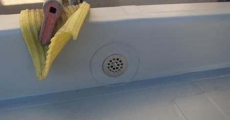 250920-20.我が家の屋上防水シート工事を写真で公開しています。