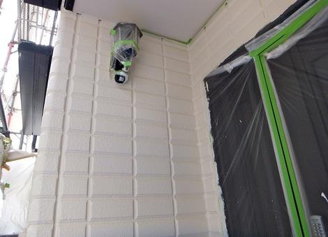 251210玄関周り2度目の塗装完了.JPG