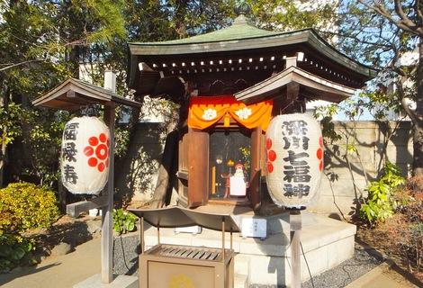 260104hukurokujyu-4.JPG深川七福神・福禄寿・母の介護と車椅子での散歩風景