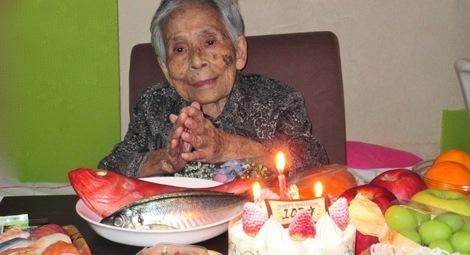 271110-tanjyoubi3.JPG母の介護、102歳の誕生日